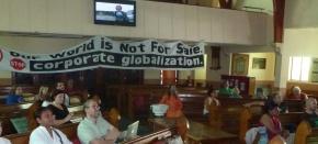 Фильм «На угле» демонстрировался на гражданском саммите Большой Двадцатки в австралийскомБрисбене