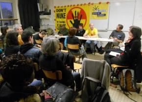 Дискуссия об атомной энергии на климатической конференции вПариже