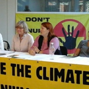 Накануне климатических переговоровООН