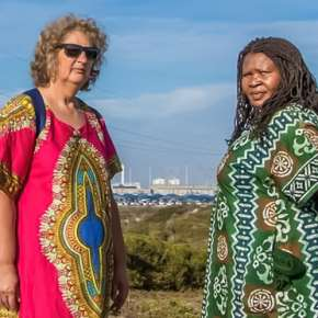 Приз Голдмана за победу над африканским планомРосатома