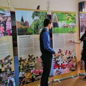 Открытие выставки и презентациякниги