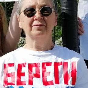 Ecodefense demands authorities stop criminal prosecution against AlexandraKoroleva