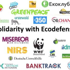 45 известных экологических организаций требуют прекратить преследование А.Королевой и «Экозащиты»