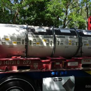 В Германии политики предлагают запретить экспорт урановых отходов вРоссию